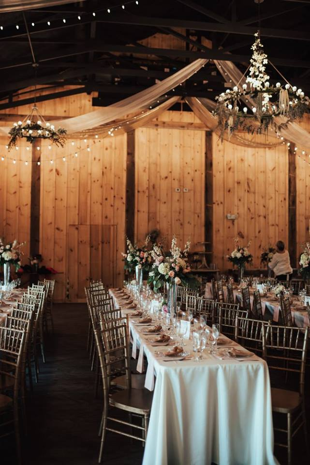 Inside the Barn on Enchanted Acres
