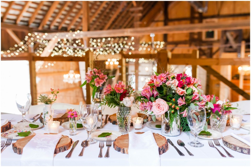 Ombre Barn Wedding-Loren Jackson Photography