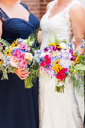 Wildflower Wedding/Loren Jackson Photography