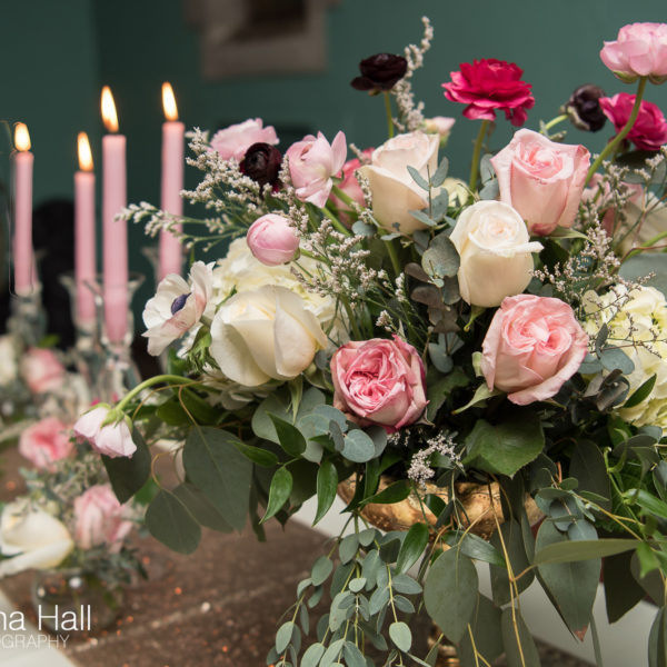 Grow Your Own Wedding Flowers: Home Grown Wedding At Muhlhauser Barn