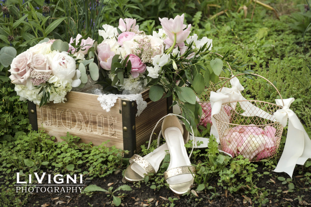 Wedding flowers by Garden by the Gate Floral Design