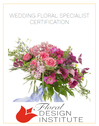 Wedding Floral Design Specialist, Floral Design Institute