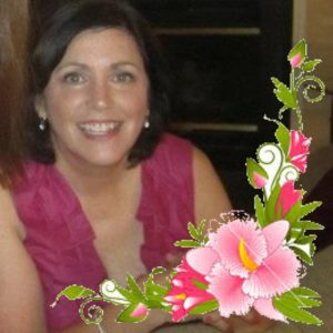 Joy Walko, Owner/Lead Designer, Garden by the Gate Floral Design, North Canton OHIO